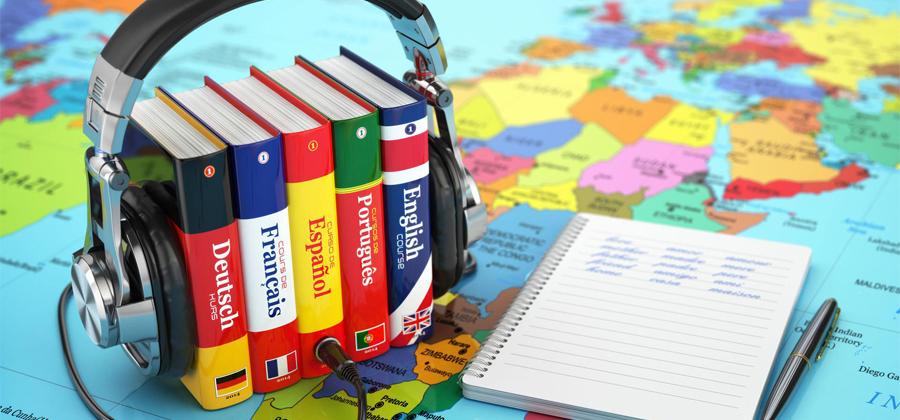 Vive tu vida en más de un idioma